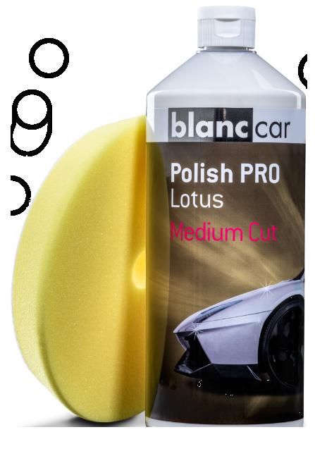 Polish Pro Lotus Medium Cut