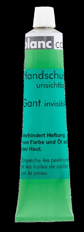 Handschuh unsichtbar