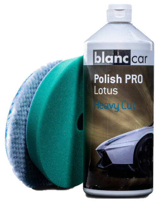 Polish Pro Lotus Heavy Cut