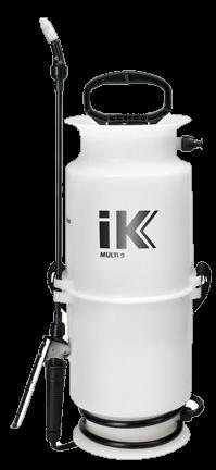 Drucksprühgerät 6 liter (für Säuren)