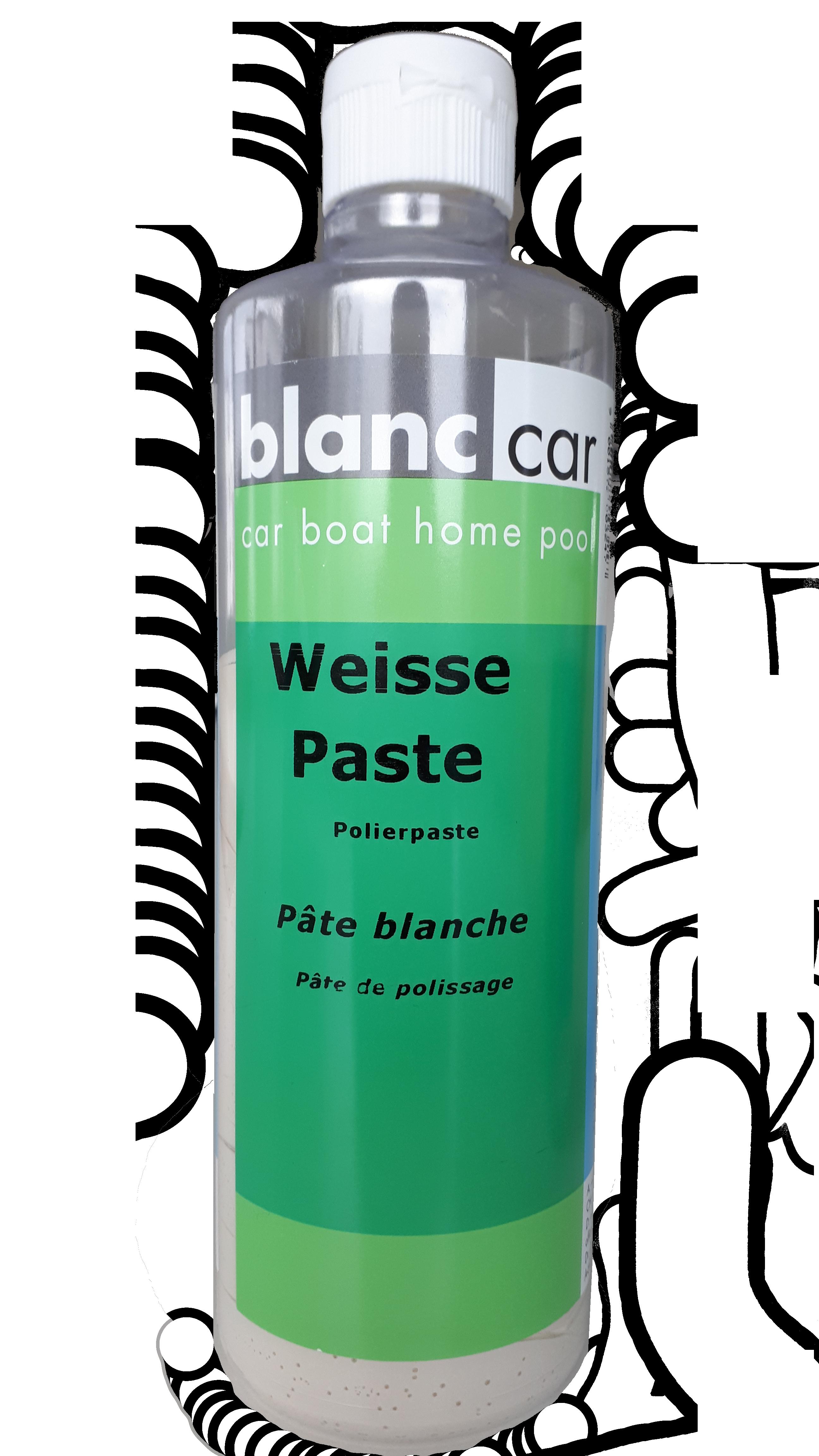 Polierpaste Weiße Paste